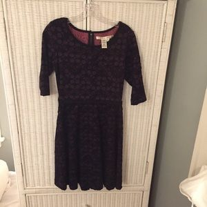 Max Studio fit and flare dress
